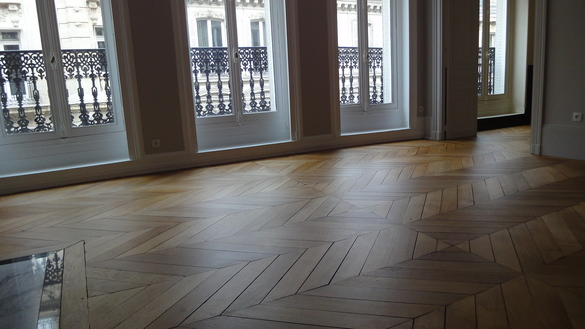 Vitrification parquet à paris